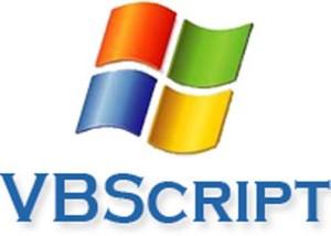 vbscript script vbs