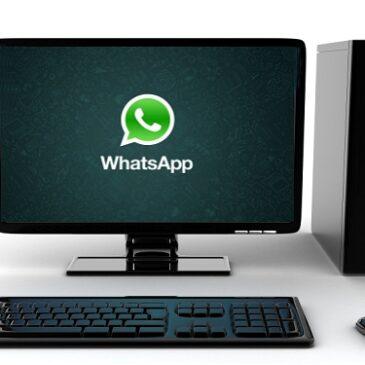 Usare WhatsApp dal PC